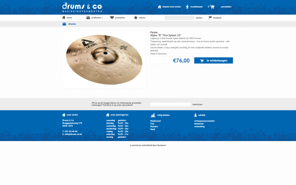 Drums&co2
