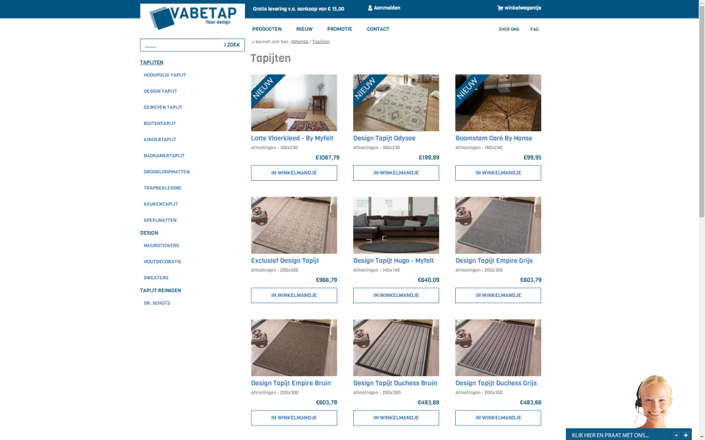 Vabetap Floor Design